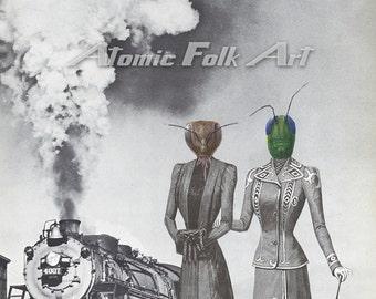 Departure Incognito