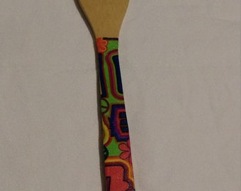 Cloth Wrapped Spoons