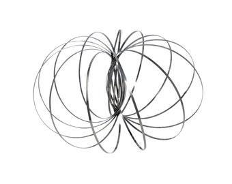 Magic Kinetic Flow Rings