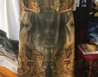 Brunhilde's Immolation Dress