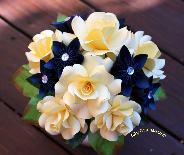 Paper Flower Bouquet Origami Bouquet