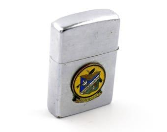 """Authentic 1960's """"VA-112"""" Vietnam War Lighter"""