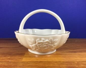 Lenox Candy Basket