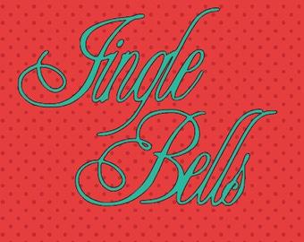 SVG jingle bells offset