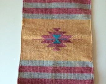 Vintage Colorful Wall Hanging