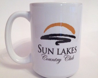 Custom Mug with Business Logo, Small Business Coffee Mug