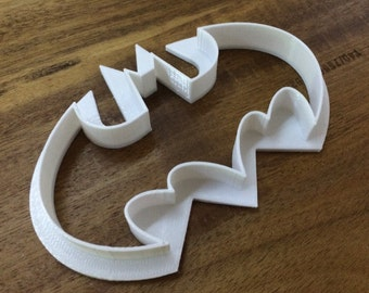 Batman 3D Printed Cookie Cutter
