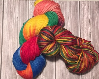 Hippie Happy Superwash 100% wool
