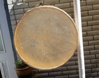 "Basic 16"" Native American Hand Drum"