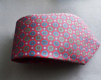 Men's Necktie / Vintage Holt Renfrew  Tie