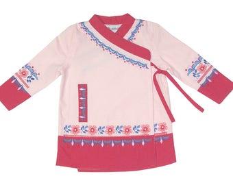 Natalia embroidered tunic