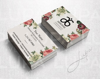 Arbonne Business Cards 18 - digital files supplied only