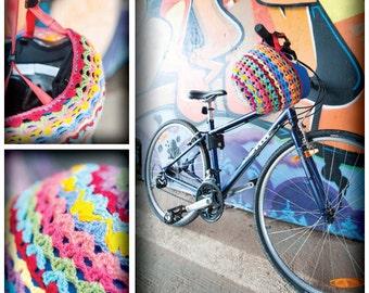 Bike Helmet Cosy Crochet Pattern Download (803577)