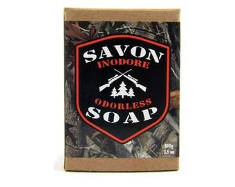 Handmade soap for Hunting