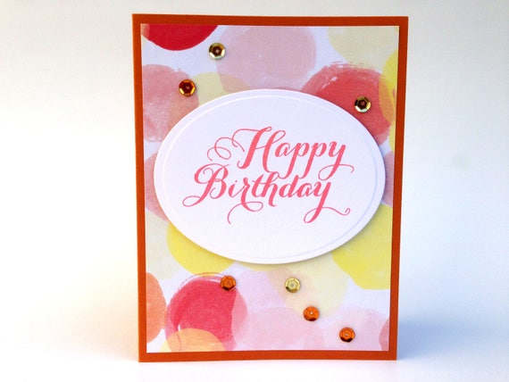 Birthday Card For Mom Birthday Card Friend Birthday Card