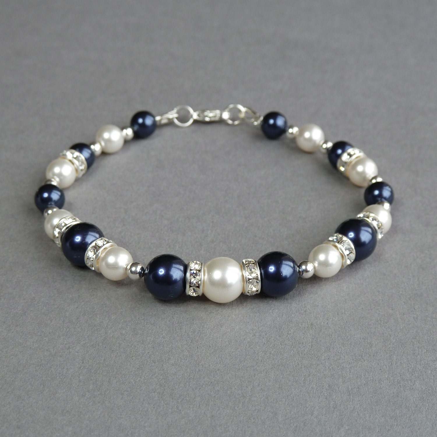 collection earring pacific set pearl patriot and necklace product navy bracelet pearls s u