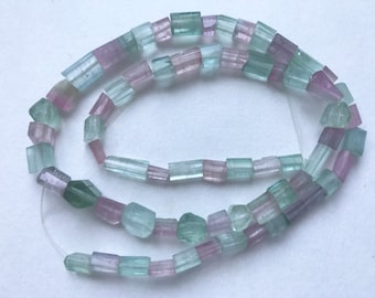 150ct stunning Gem quality muti color Afghan Tourmaline beads