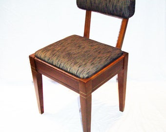 Vintage Mid-Century Modern Singer Sewing Chair PICK-UP ONLY