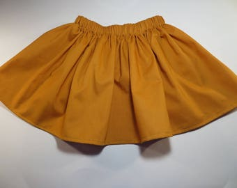 Pumpkin Spice & Everything Nice Skirt.