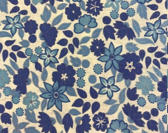 Vintage 100% Cotton quilt fabric calico cotton fabric