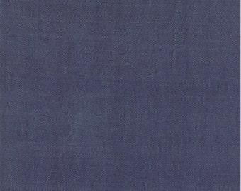 Moda fabrics 6.5 oz cotton Denim fabric 12050-12