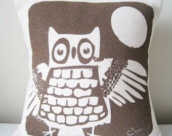 Kiddos Owl 10in Pillow