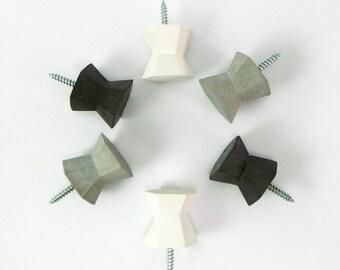 Wall Hook | Concrete wall hook | Jewelry Holder | Wall knob | Hangers | Modern Hangers | Wall decoration | Minimalist hook | Rustic Knobs