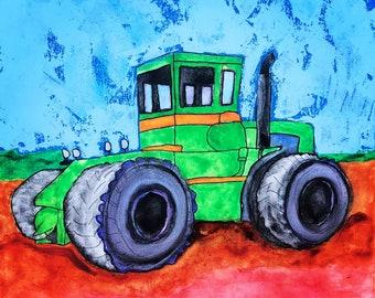 Green Harvester
