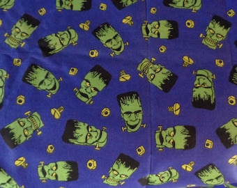 monster fabric frankenstien