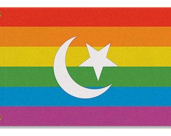 Muslim LGBTQ Pride Flag