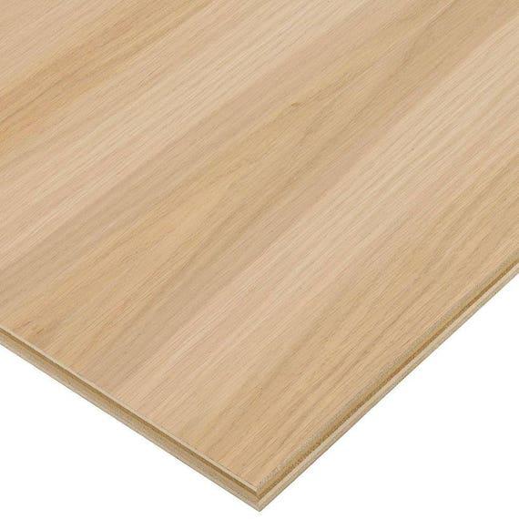 3 4 White Oak Plywood Cut To Size