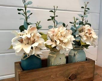 kitchen table centerpiece. kitchen table centerpiece, decor, centerpiece arrangement, mason jar flower