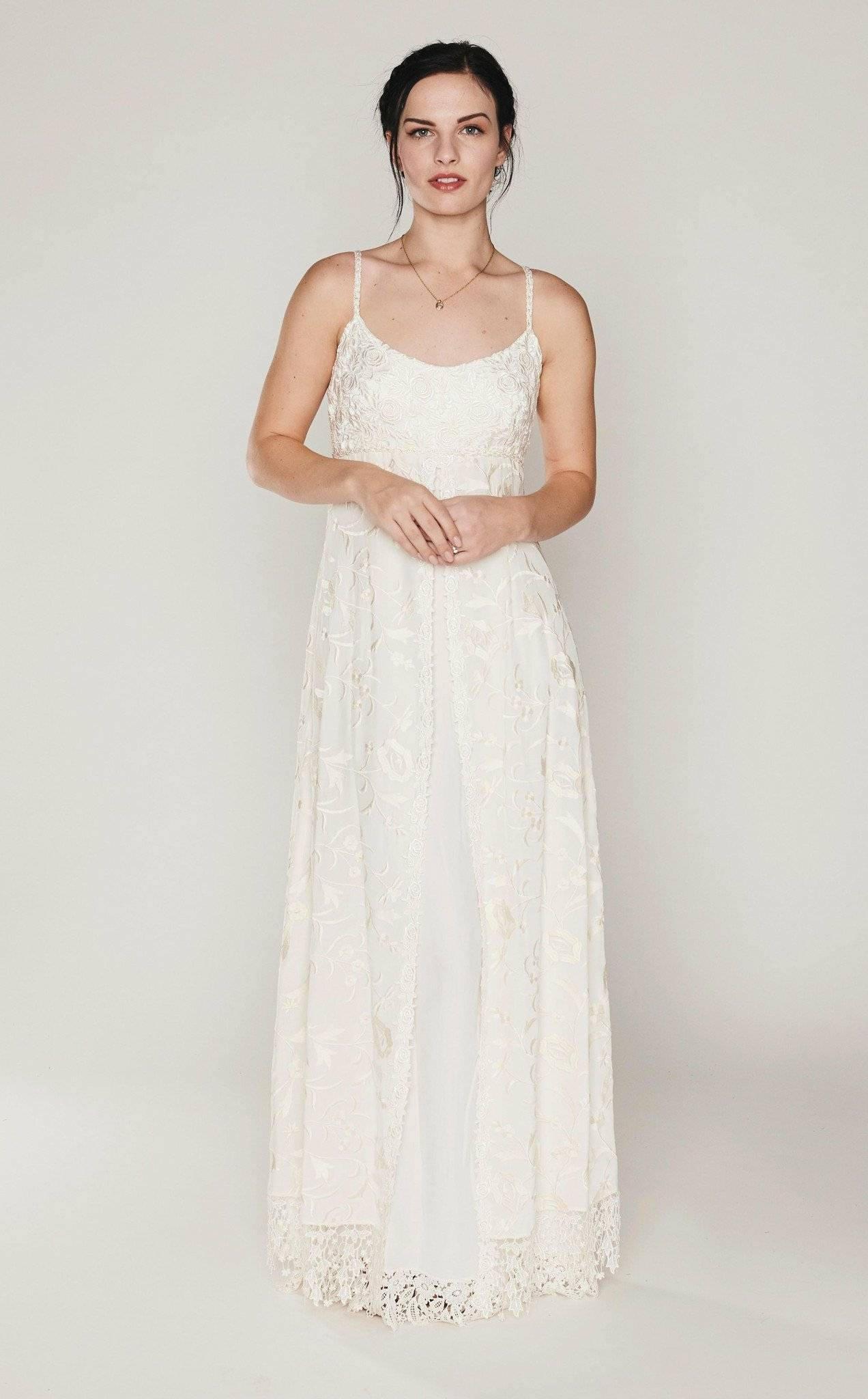 Beste Rustikales Land Brautkleider Zeitgenössisch - Hochzeit Kleid ...