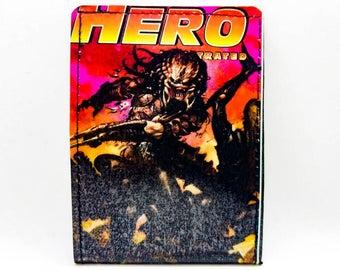 Predator Wallet - Comic Book Wallet