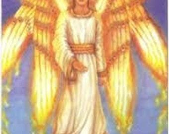 Archangel Chamuel Oil Wicca Pagan Spirituality Religion Ceremonies Hoodoo Metaphysical MaidenMotherCrone