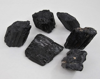 Black Tourmaline Crude