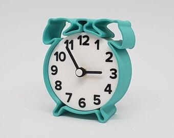 Walter No.1 - 3D Printed Clock with Quartz Movement