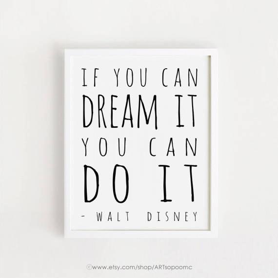 Sprüche Walt Disney