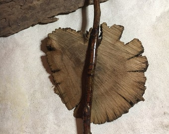 Beech~Wand~Knowledge~Earth~Summer~Solstice~Queen~Pagan~Wiccan~Witch~Seer~