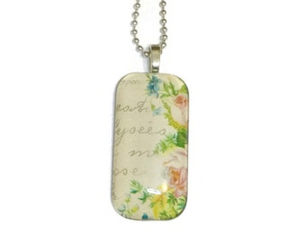 Roses On The Breeze Necklace