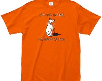 L.A. Imprints T-shirt Not Bored