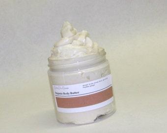 Organic  Moisturizing Coffee Body Butter