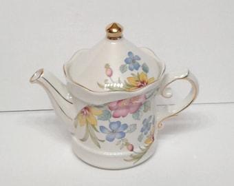 Windsor English China Teapot