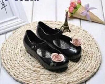 Enchanted Rose Shoes