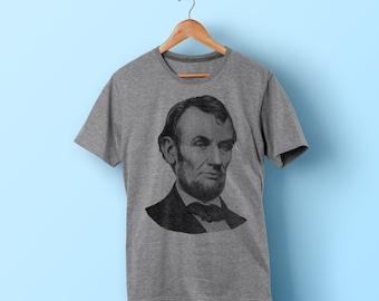 Vintage Abraham Lincoln Shirt
