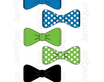 Printable Bow Tie, Bow Tie Cut Outs, Bow Tie Baby Shower Decoration, 1st