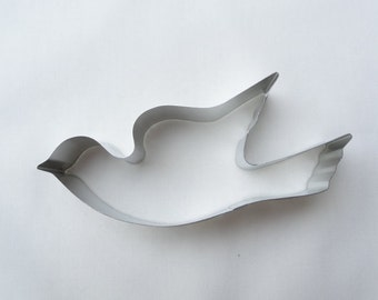 Flying Bird DOVE Cookie Cutter 5 inches