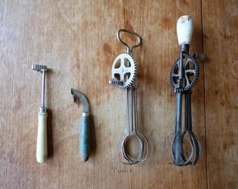 1950's Skyline kitchen utensils
