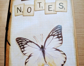 Field Journal Scrapbook