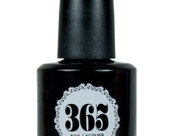 Black Nail Polish - Æther